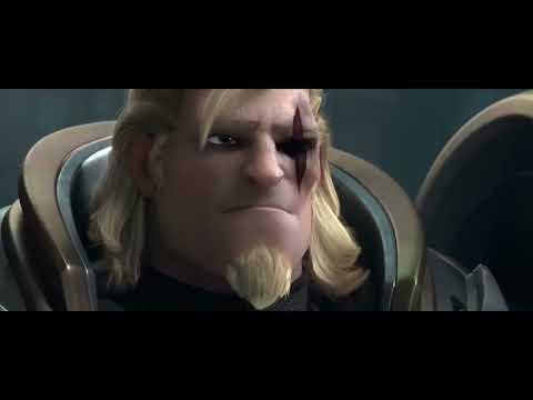 "Corto animado de Overwatch   ""Honor and Glory"""