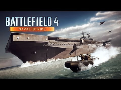 Strike - Battlefield 4™ Naval Strike expansion pack takes the all-out war to the sea with four new multiplayer maps. Available on March 25th for Battlefield 4 Premium...