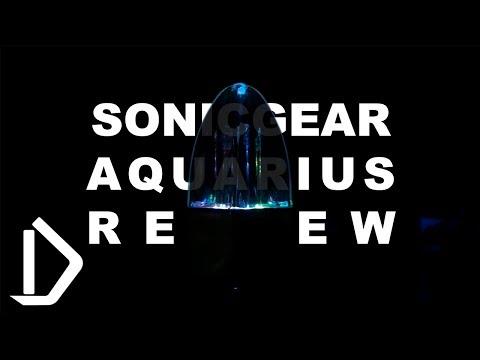 SonicGear Aquarius Review : Budget Portable Bluetooth Speaker