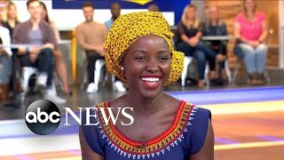 Nonton Queen of Katwe Star Lupita Nyong'o Interview Film Subtitle Indonesia Streaming Movie Download