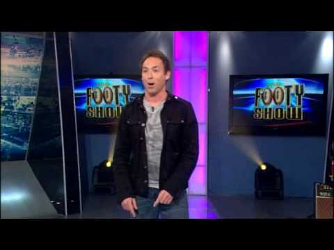 Eddie Ifft - NRL Footy Show