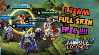 Video KARMA IS REAL !!!! (With Dyland PROS ,  Watchout Gaming , Isan Karis) - MLBB INDONESIA !! MP3, 3GP, MP4, WEBM, AVI, FLV Desember 2017