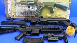 Video GUNS TOYS FOR KIDS ! Military Guns Video for Kids SURPRISE TOYS !! MP3, 3GP, MP4, WEBM, AVI, FLV Oktober 2018