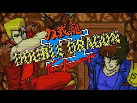 Double Dragon 2 (PC Engine CD/Turbografx CD) Review - DO YA LIEK TEH VIDYA GAEMS?!
