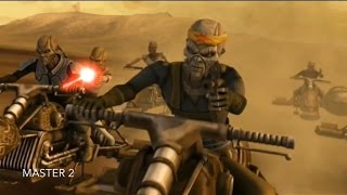 [The Pirates attack the emissaries of the Republic] Star Wars TCW Season 1 Episode 12 [HD]