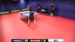 Рябухин А. vs Билецкий О.