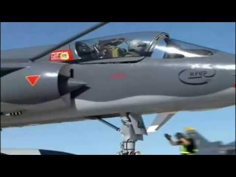 Kfir fuerza aérea Colombiana (orgullo patrio)