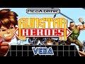 Veda Mega Drive 3 Gunstar Heroes