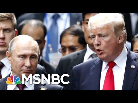 Nina L.Khrushcheva: Trump Does Against Anything That America Has Ever Stood For | AM Joy | MSNBC