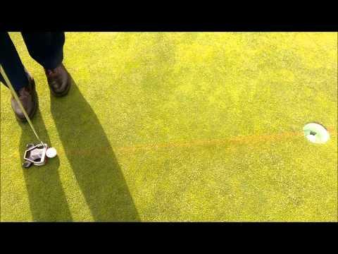 WHGC Golf Lesson – Proper Putter Alignment