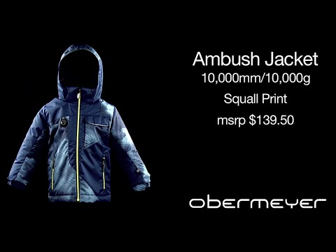 Obermeyer Boy's Ambush Jacket
