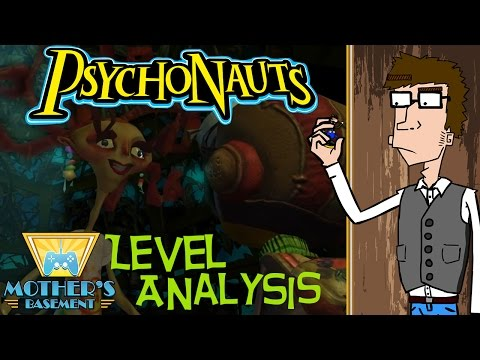 What's in a Level? - Analyzing Gloria's Theater from Psychonauts