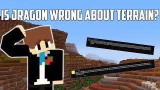 Terrain Generation: Response [Minecraft]