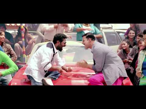 Chinta ta ta chita - Rowdy Rathore