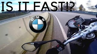 5. BMW S1000R - Is it fast? See for yourself