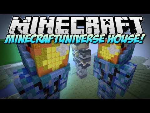 Minecraft Minecraft 360 Modern House Tutorial House Number 3