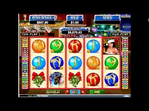 Популярный слот Naughty or Nice - видеообзор от портала IgrovoyZal.com