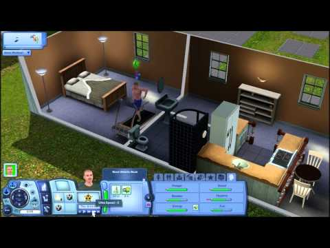The Sims 3 Lets Play w/Distel Ep. 5 | High End Loft Stuff.