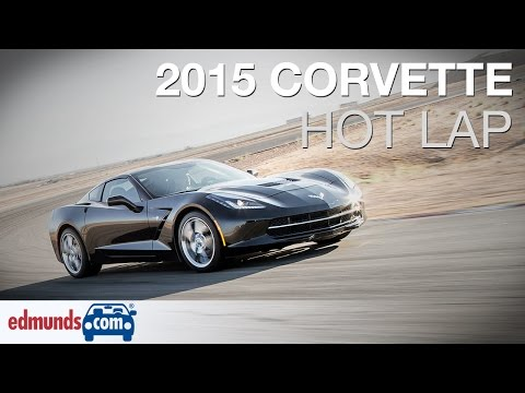 2015 chevrolet corvette hot lap