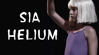 Sia - Helium (Lyrics) ft. David Guetta & Afrojack