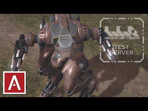 War Robots 2017 - NEW Improved Jesse + Gameplay [iOS Test Server 2.5.0.211]