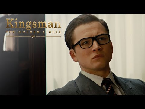 Kingsman: The Golden Circle (TV Spot 'Get There Any Way You Can')