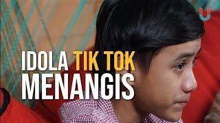 Video Idola Tik Tok Menangis MP3, 3GP, MP4, WEBM, AVI, FLV Juli 2018