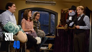 Anthony Coleman Takes Another Puppet Class - SNL