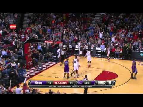 Sacramento Kings 91 – Portland Trail Blazers 109