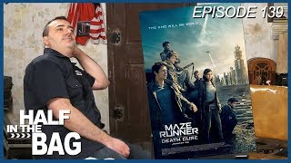 Video Half in the Bag Episode 139: Maze Runner: The Death Cure MP3, 3GP, MP4, WEBM, AVI, FLV Mei 2018