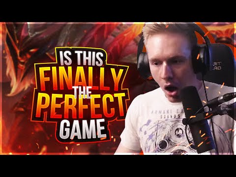 IS THIS THE PERFECT GAME!? | Broxah