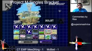 For those of you that wanted the Youtube upload, here's M2K vs McBad (Awestin) from the OKI.