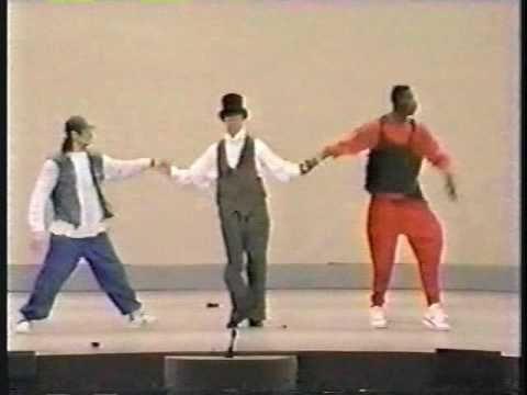 Bill Irwin - Bill Irwin- Largely New York - Tony Awards 1989.