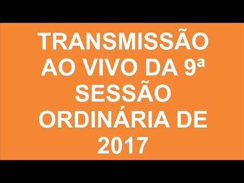 IX SESSÃO PLENÁRIA DELIBERATIVA ORDINÁRIA