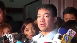 Pimentel: Separate VP proclamation possible, but…