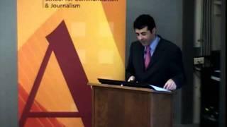 Annenberg Research Seminar - Jason Mazzone, Brooklyn Law School