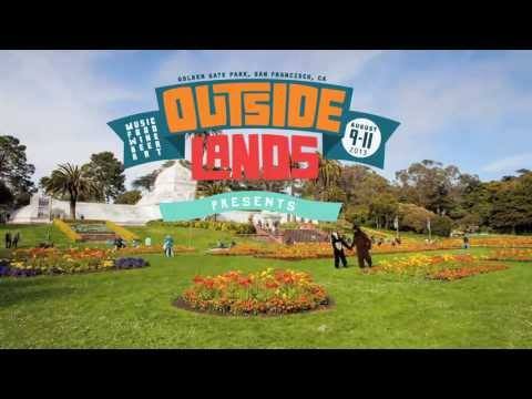 Outside Lands - Front Gate Tickets
