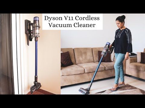 Dyson V11 Unboxing | Cordless Vacuum Cleaner | Indian Home Cleaning