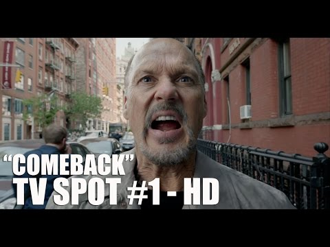 Birdman (TV Spot 'Let's Make a Comeback')