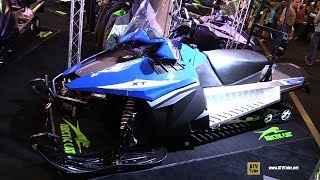 4. 2018 Arctic Cat Bearcat 7000 XT Sled - Walkaround - 2017 Toronto Snowmobile ATV Show