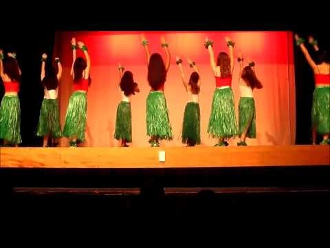 lilo - You'll probably recognize this dance from the beginning of the Disney movie, Lilo and Stitch. Performed by the students of BGHS 2014.