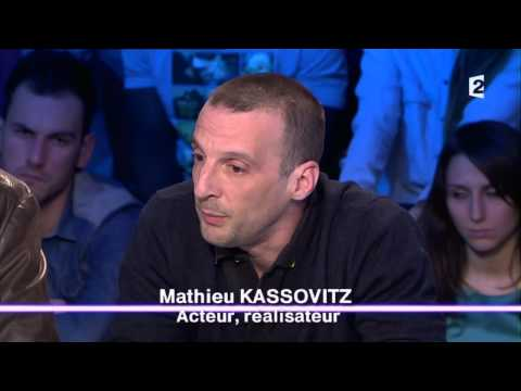 APOCALYPSE : Mathieu Kassovitz, Costelle, Clarke On n'est pas couché 29 mars 2014 #ONPC