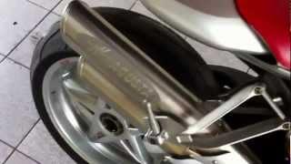 1. MV Agusta Brutale 910  Sound