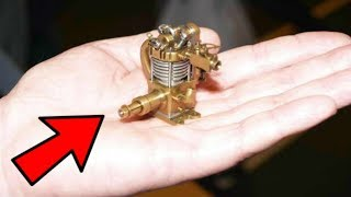 Video Top 20 MOST INCREDIBLE SMALLEST ENGINE In The World Starting And Running [HANDMADE] MP3, 3GP, MP4, WEBM, AVI, FLV April 2019