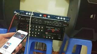 Video Máy nâng tiếng DBX EX3000  kết hợp vang lai số DBX FBX100 ( Test máy giao khách ) 0943.687.690 MP3, 3GP, MP4, WEBM, AVI, FLV Desember 2018