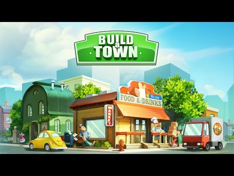 Video of Build a Town: Dream strategy