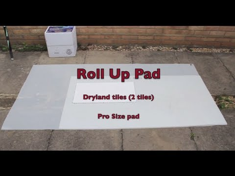 Hockey Off Ice Shooting Pads vs Dryland Tiles Which Is Best & Difference Between Them