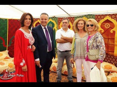 Jornadas interculturales Hispano-Marroquí en Malpica de TAJO