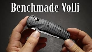 The Benchmade Volli has been in my EDC rotation for over 6 months and I have enjoyed carrying it. In the video I discuss what I like and dislike about the knife, and give you some of the specs along the way. Overall a great knife with a unique design for production folders.Filmed with a Canon EOS M 18-55, audio with Zoom H1I'd appreciate if you could like our FB page here: http://www.facebook.com/beactivelifeThanks!