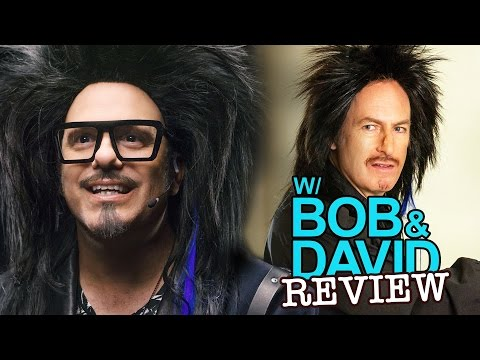 With Bob and David - TV Review